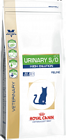 Royal Canin Urinary S/O High Dilution UHD34 Feline