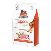 Brit Care Cat GF Indoor Anti-stress, 7кг (антистресс)