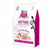 Brit Care Cat GF Kitten HGrowth & Development для котят