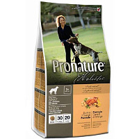 Pronature Holistic Adult Duck&Orange ПРОНАТЮР ХОЛИСТИК С УТКОЙ И АПЕЛЬСИНАМИ сухой холистик корм БЕЗ ЗЛАКОВ для собак